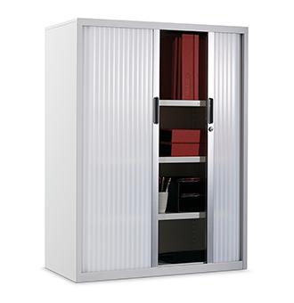 Strata 2 Tambour Door Cabinet